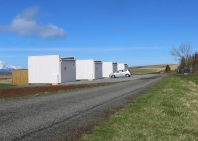 Jöklar - Austfirðir